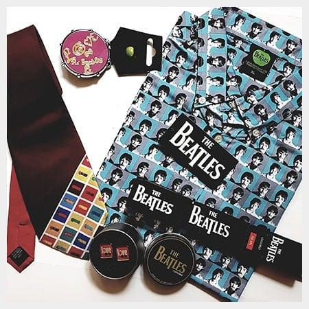Jacken, Hemden, Krawatten, Accessoires