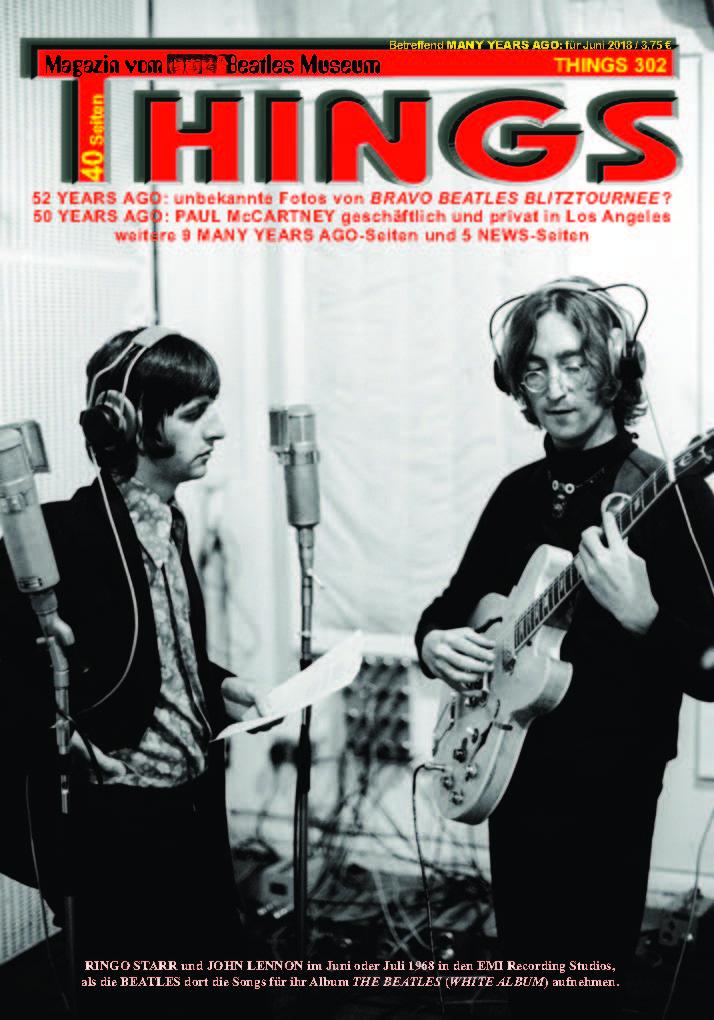 Magazin THINGS Archives - Beatles MuseumBeatles Museum