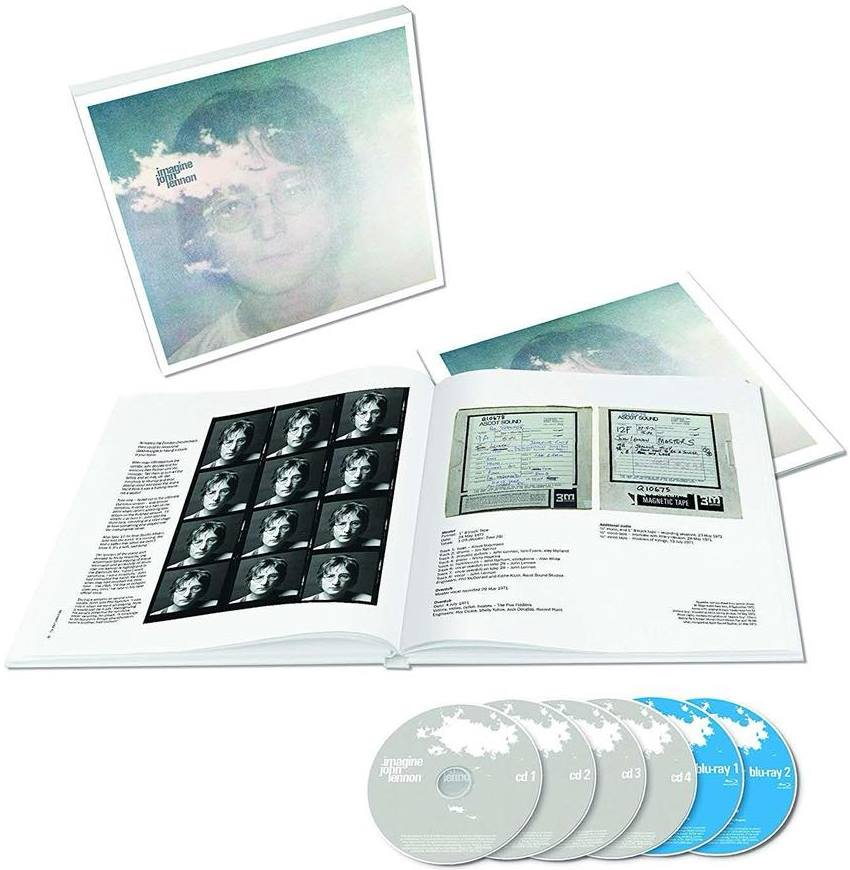 JOHN LENNON: 2018er Box IMAGINE - THE ULTIMATE COLLECTION