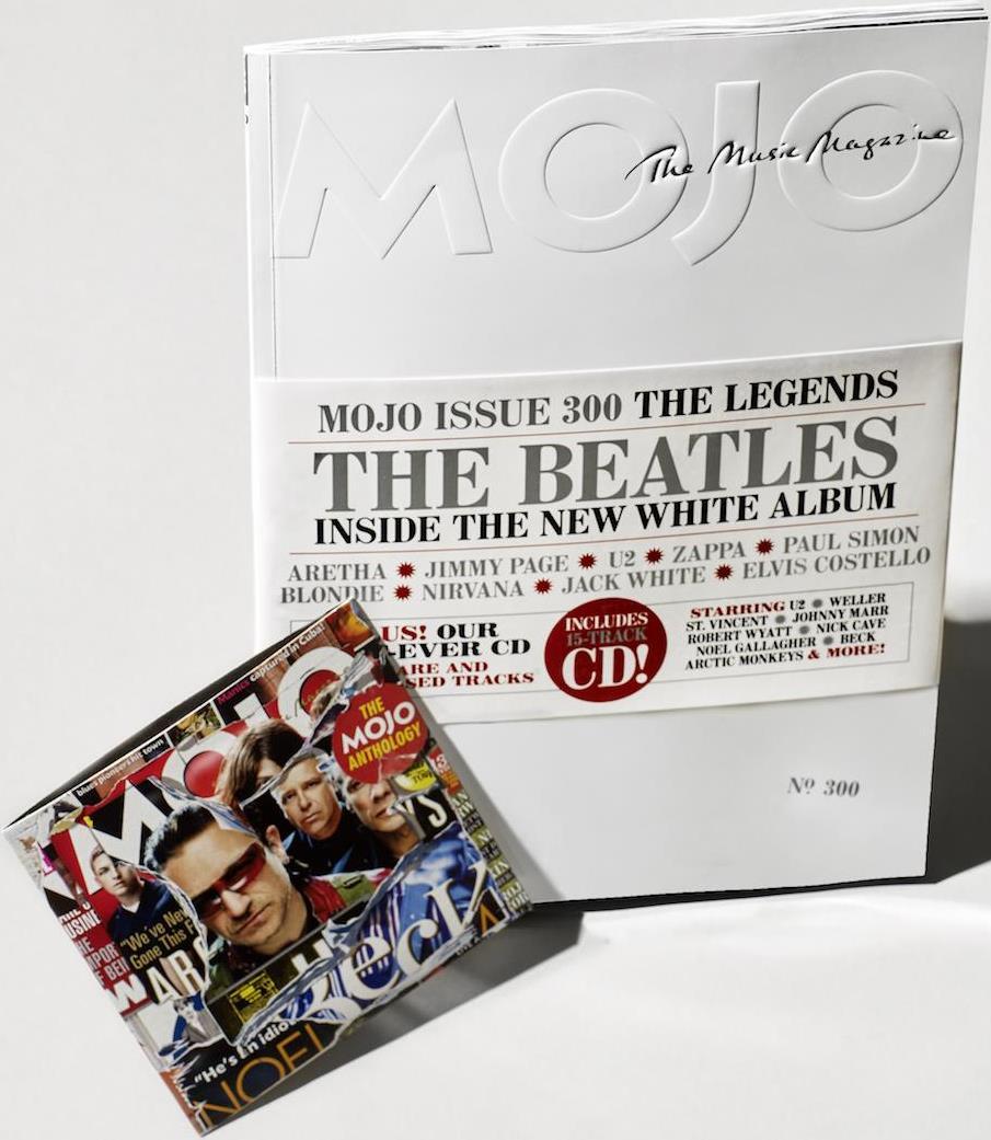 Musikmagazin MOJO 2018/11 mit CD