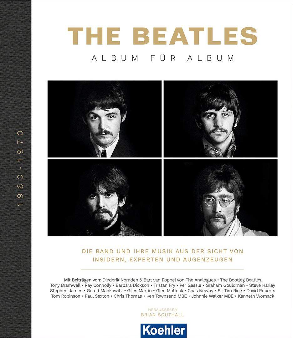 Buch THE BEATLES: ALBUM FÜR ALBUM - Beatles Museum