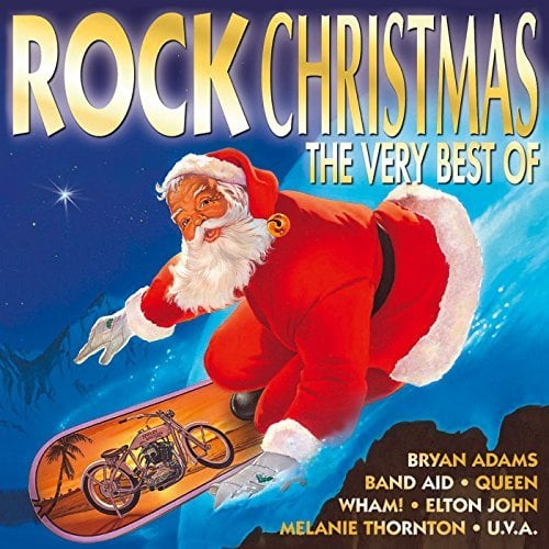 Doppel Cd Rock Christmas The Very Best Of New Edition