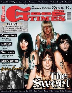 Musikzeitschrift GOOD TIMES 2013/01