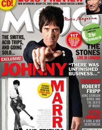 Musikmagazin MOJO 2013/02 mit CD