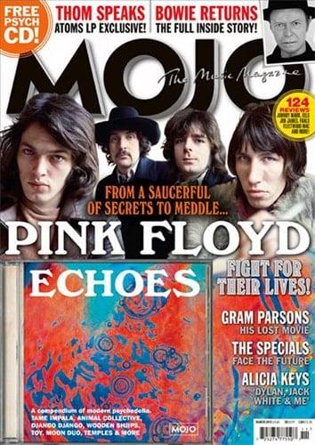Musikmagazin MOJO 2013/03 mit CD