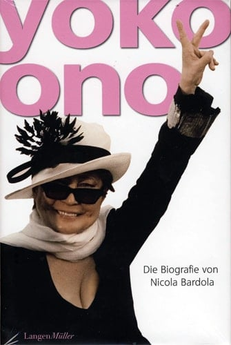 Buch YOKO ONO - DIE BIOGRAFIE