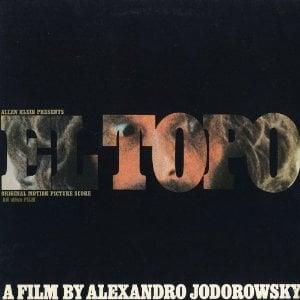 CD EL TOPO (1970 APPLE-LP)