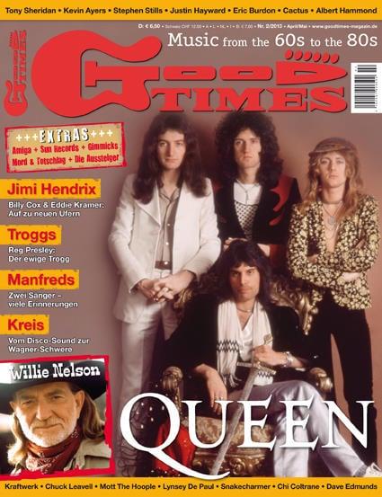 Musikzeitschrift GOOD TIMES 2013/02