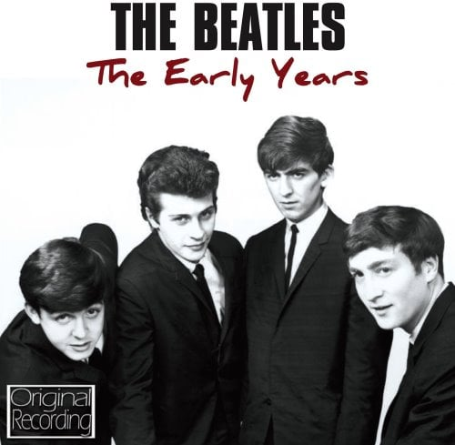 BEATLES: CD THE EARLY YEARS (Hallmark Records)