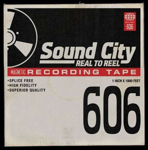 CD SOUND CTY - REAL TO REEL mit PAUL McCARTNEY