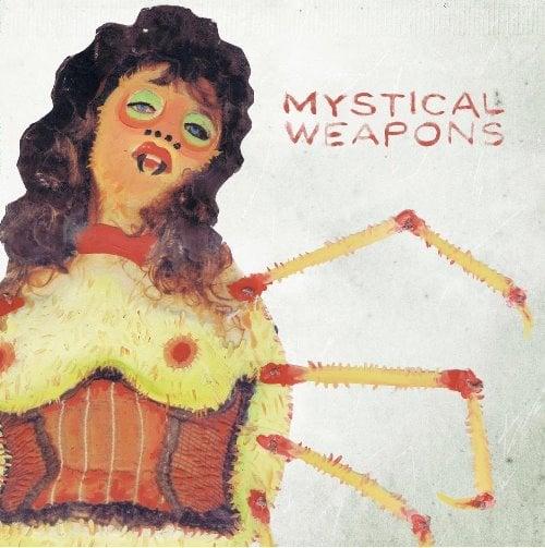SEAN LENNON & GREG SAUNIER: CD MYSTICALK WEAPON
