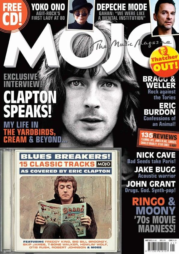 Musikmagazin MOJO 2013/05 mit CD