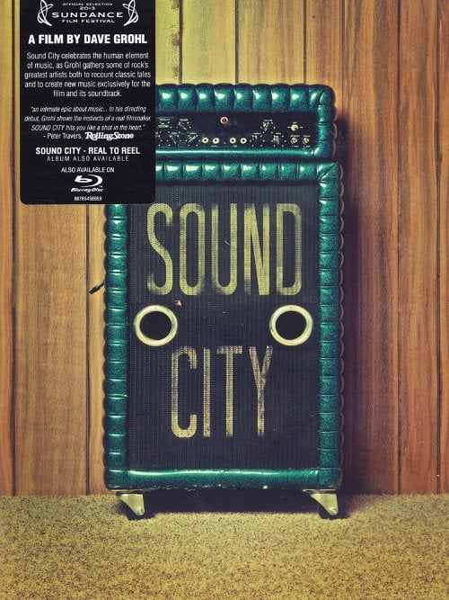 DVD SOUND CITY, u.a. mit PAUL McCARTNEY