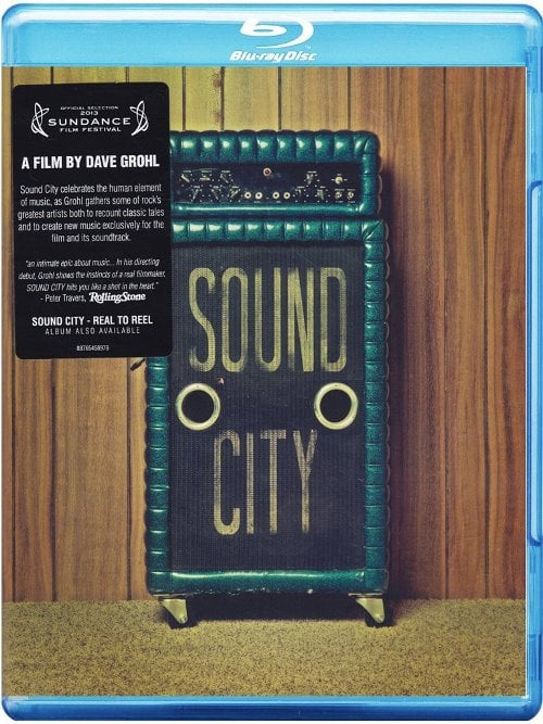 Blu-ray SOUND CITY, u.a. mit PAUL McCARTNEY