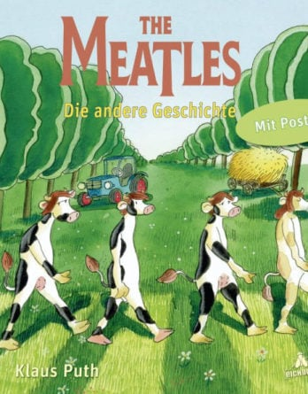 Buch THE MEATLES - DIE ANDERE GESCHICHTE