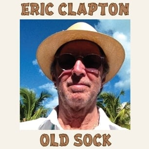 ERIC CLAPTON: LP OLD SOCK mit PAUL McCARTNEY