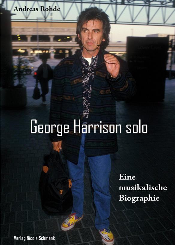 Buch (Paperback) GEORGE HARRISON SOLO - EINE MUSIKALISCHE BIOGRA