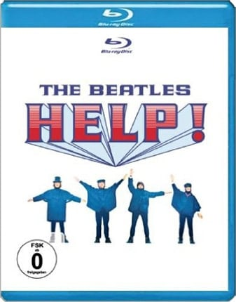 THE BEATLES: Blu-ray HELP!