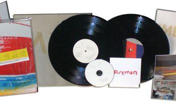 PAUL McCARTNEY alias THE FIREMAN: D-LP ELECTRIC ARGUMENTS