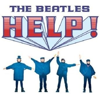 THE BEATLES: Doppel-DVD HELP!