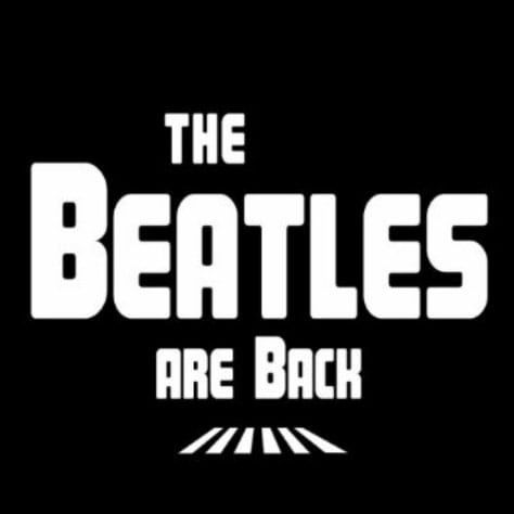 THE BEATLES: Maxisingle-CD THE BEATLES ARE BACK
