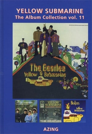 BEATLES-Buch THE ALBUM COLLECTION - YELLOW SUBMARINE