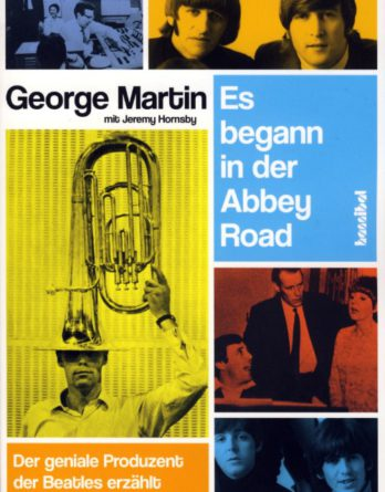BEATLES-Buch ES BEGANN IN DER ABBEY ROAD