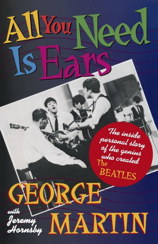 BEATLES-Buch ALL YOU NEES IS EARS