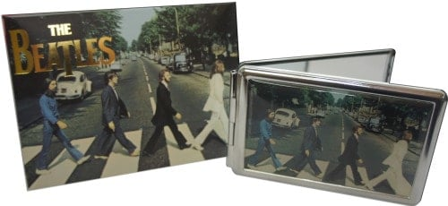 BEATLES-Handspiegel ABBEY ROAD