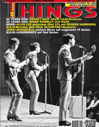 BEATLES-Magazin THINGS 222