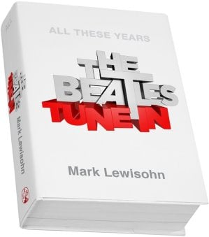 BEATLES-Buch TUNE IN VOL. 1 (standard edition)