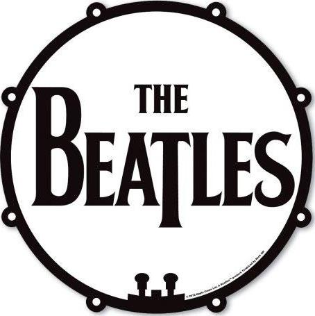 Mousepad THE BEATLES BASS DRUM