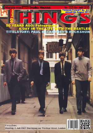 BEATLES-Magazin THINGS 223