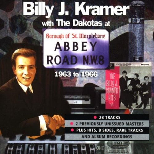 BILLY J. KRAMER & THE DAKOTAS: CD BILLY J. KRAMER AT THE ABBEY R