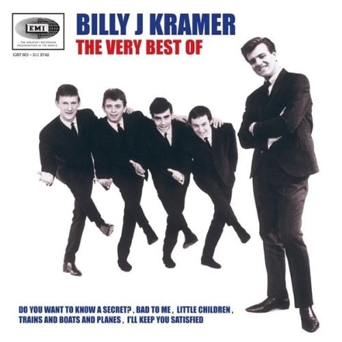 BILLY J. KRAMER & THE DAKOTAS  CD Billy J. Kramer - THE VERY BES