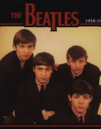 LP THE BEATLES 1958 - 1962