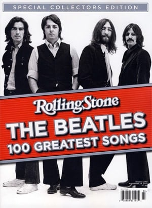 """Rolling Stone""-Magazin THE BEATLES 100 GREATEST SONGS"