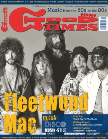 Musikzeitschrift GOOD TIMES 2013/05