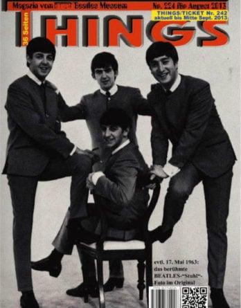 BEATLES-Magazin THINGS 224