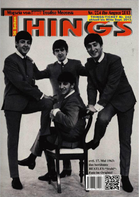 BEATLES-Magazin THINGS 224