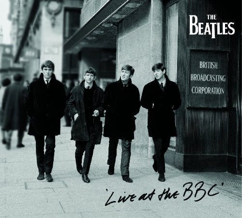 BEATLES: 2013er Doppel-CD LIVE AT THE BBC. (REMASTERED)