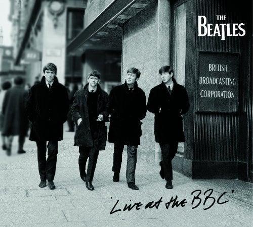 BEATLES: 2013er Doppel-CD LIVE AT THE BBC. (REMASTERED)