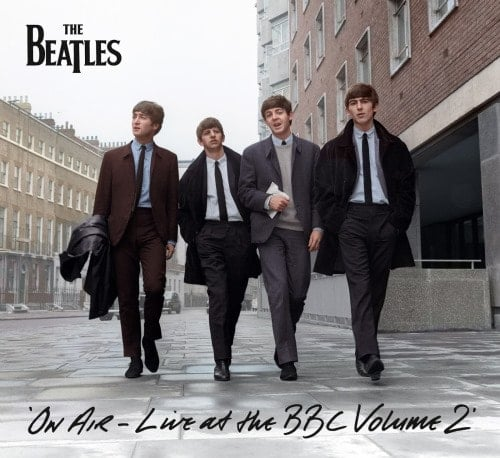 BEATLES: Doppel-CD ON AIR - LIVE AT THE BBC VOL. 2