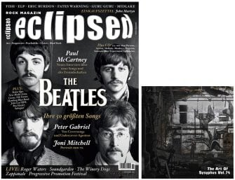 Zeitschrift ECLIPSED Nov. 2013