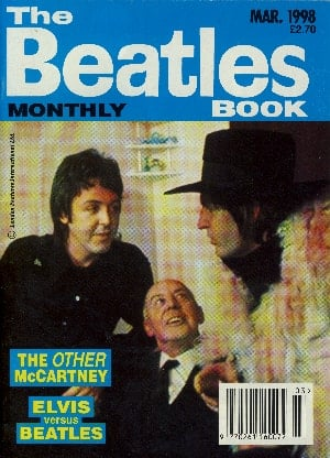 Fan-Magazin THE BEATLES (MONTHLY) BOOK 263