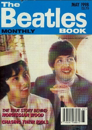 Fan-Magazin THE BEATLES (MONTHLY) BOOK 265