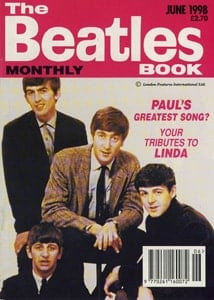 Fan-Magazin THE BEATLES (MONTHLY) BOOK 266