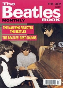 Fan-Magazin THE BEATLES (MONTHLY) BOOK 310