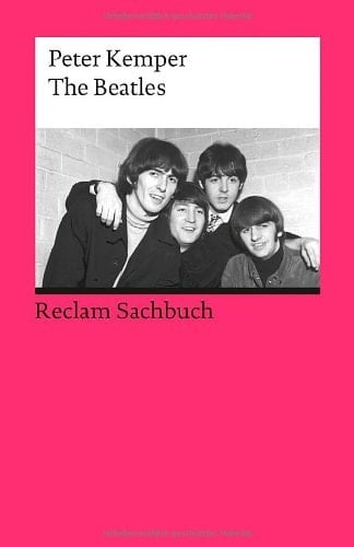 Buch THE BEATLES (Reclam)
