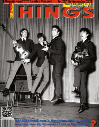 BEATLES-Magazin THINGS 227